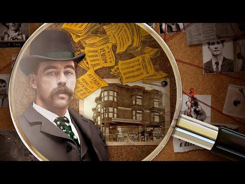H. H. Holmes e seu castelo de horrores | Nerdologia Criminosos