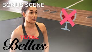Nikki Bella Promises To Give Up Drinking | Total Bellas | E!