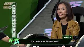 Ái Phương - Lê Lộc ngang tài ngang sức | NHANH NHƯ CHỚP | NNC #33 | 24/11/2018