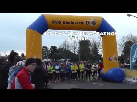 18. GVG-Staffellauf Pulheim