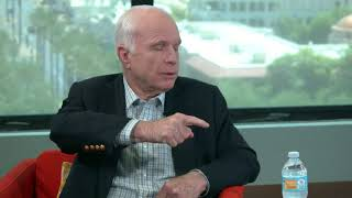 Sen. John McCain talks about his cancer diagnosis