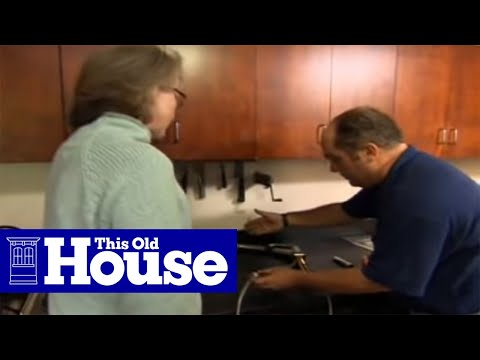 How to Replace an Old Faucet - YouTube