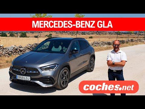 Mercedes-Benz GLA 200D y GLA AMG 45 S+ | Prueba / Test / Review en español | coches.net