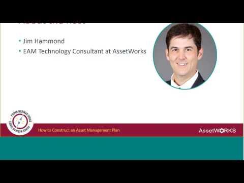 How to Construct an Asset Management Plan   Webinar