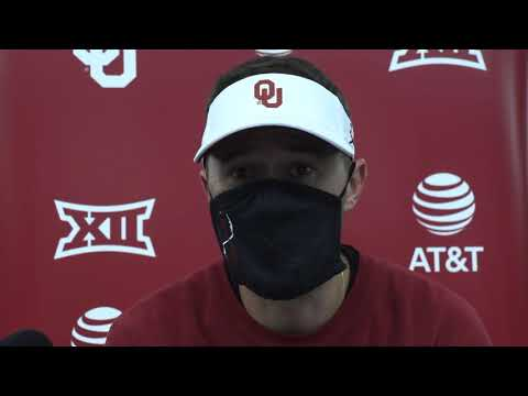 OU Football: Riley reviews loss to Cyclones