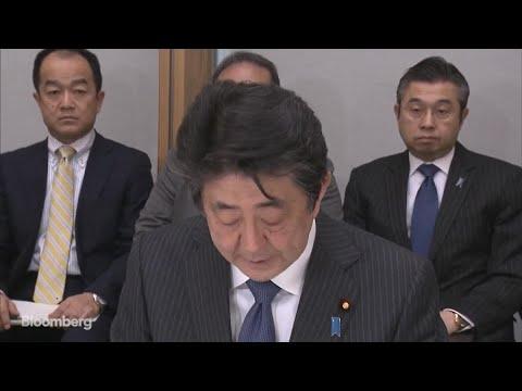 Japan Prime Minister Abe on Coronavirus
