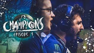 Liquid Dota 2   Champions: The International 7 - Episode 1
