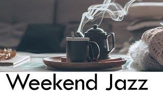 Weekend Jazz • Smooth Jazz Saxophone • Smooth Jazz Instrumental Music