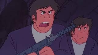 Conan cậu bé tương lai-tập 21 [Thuyết Minh]