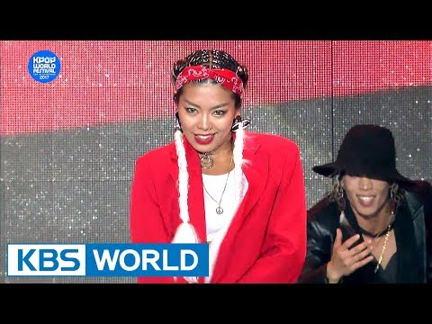 K-pop Opening Stage with J-Black & MMARY [2017 KWF in Changwon/2017.10.18]