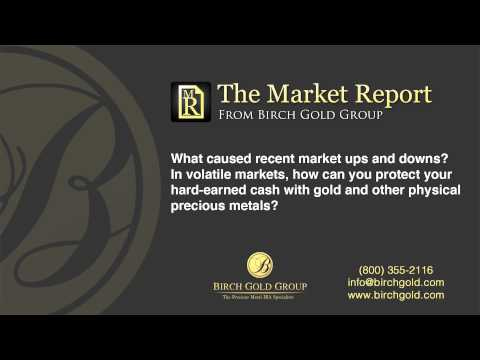 Gold as Protection Against Market Volatility - The Market Report