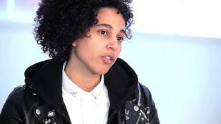Shantell Martin, Places Spaces Faces and Well Well Well Textiles at Cooper Hewitt