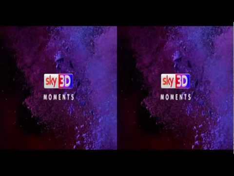 Sky 3D UK - Continuity - 23.05.2012 King Of TV Sat
