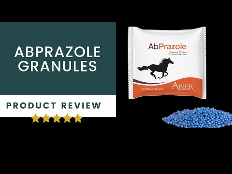 Product Review: AbPrazole™ (Omeprazole Granules)