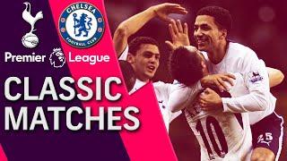 Tottenham v. Chelsea | PREMIER LEAGUE CLASSIC MATCH | 11/05/2006 | NBC Sports