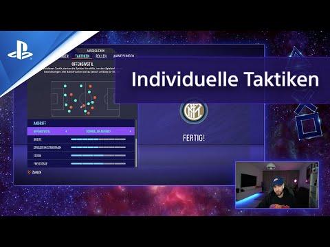 Individuellen Taktiken - FIFA 21   Tutorial mit Wakez