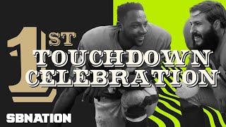 How touchdown celebrations began  | 1st