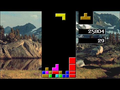 Tetris Pro (Michael Ouvehand, Geniaal) (MS-DOS) [1994]