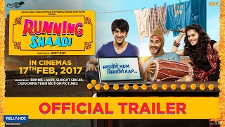 RunningShaadi.com 2017 Movie Trailer Video HD