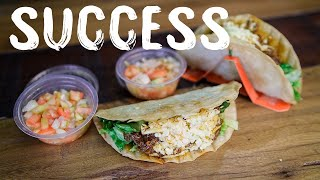 Pancake House Tacos Hack (Fast Food at Home Ep. 3)