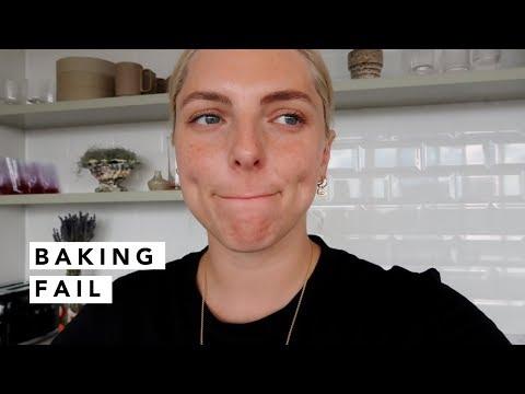 BAKING FAIL | Estée Lalonde