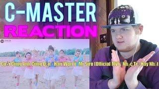 Cuối Cùng Anh Cũng Đến - Hari Won ft. Mr Siro (MV)| Nhạc Trẻ Hay Nhất REACTION! THAT BEAR THO!