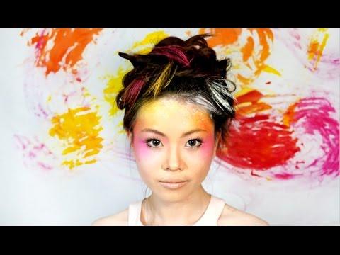 L'OREAL PARIS - The Brush Contest: Color Clash