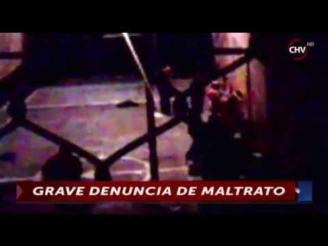 Graban a gendarmes golpeando brutalmente a reos en cárcel de Calama - CHV Noticias