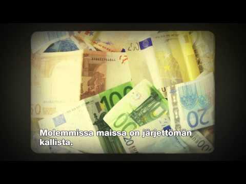 Norwegian TV-mainos / LENNÄ HALVALLA
