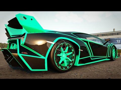 GTA 5 Xbox One Tuneando el Zentorno con luces de Neon ...