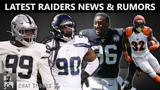 Raiders News, 2020 Training Camp Rumors On Arden Key, Jadeveon Clowney, Gruden, Jeremy Hill, Ferrell