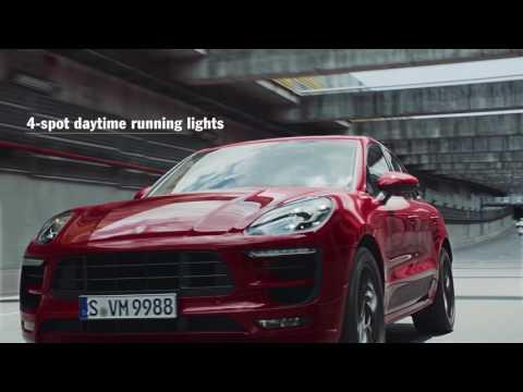 "Porsche ""Radiant Power Lighting Systems"""