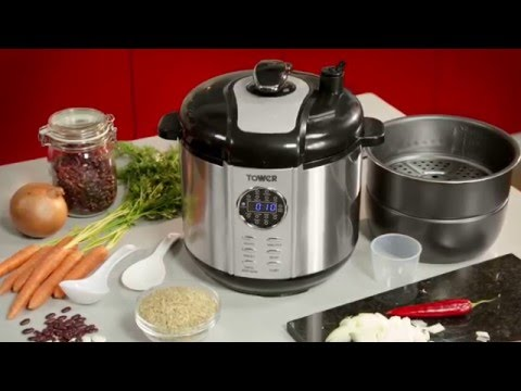 6L Digital Pressure Cooker