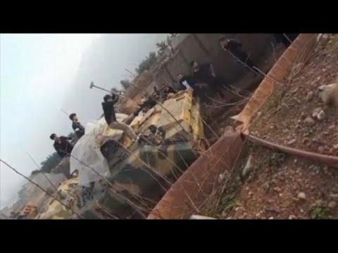 В Иракском Курдистане совершено нападение на турецкую военную базу… photo