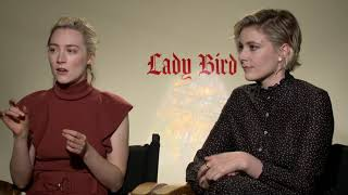 Saoirse Ronan and Greta Gerwig chat 'emotional truth' of 'Lady Bird' and Oscar buzz
