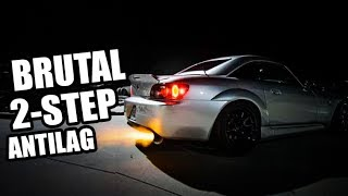 23 Cars With Brutal 2-Step, Antilag & Launch Control