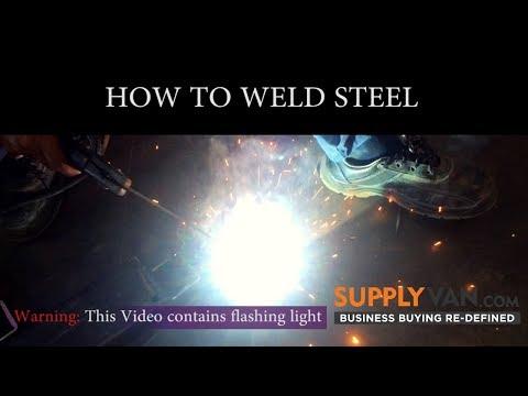 Different Types of Welding - SupplyVan.com