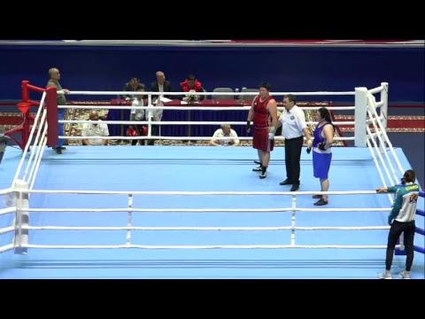 ЧРК по боксу среди женщин Астана-2018. (15.05.2018)