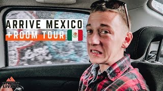 Travel Day - MOVING To Mexico For The First Time 🇲🇽