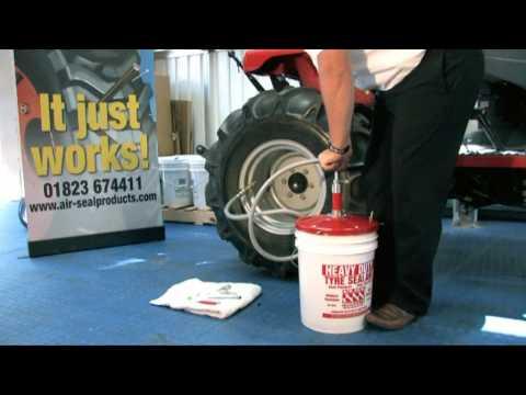 Air-Seal Products Ltd - Training DVD