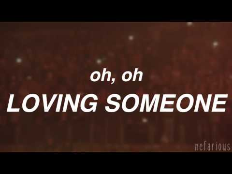 Loving Someone - The 1975 |  Lyrics