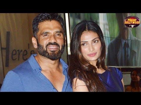 Athiya Shetty Worried For Her Career & Seeks Dad Suniel Shetty's Help