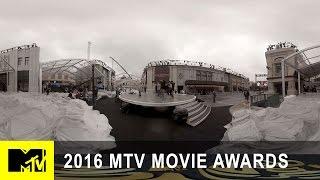 360 VR: Salt-N-Pepa rehearse with Deadpool dancers   2016 MTV Movie Awards