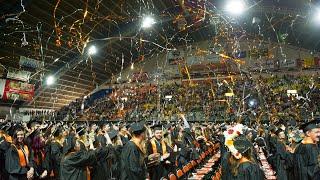 Idaho State University Commencement 2021 - 10 AM