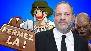 5 saloperies d'Harvey Weinstein - FERMEZ LA