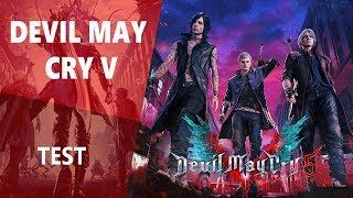 Vidéo-Test : TEST | Devil May Cry 5 - Un épisode incroyable !