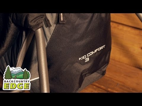video Deuter Kid Comfort III Child Carrier