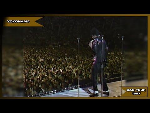 Michael Jackson - Shake Your Body - Live Yokohama 1987 - HD