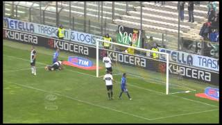 Parma-Sassuolo 3-1 Highlights 2013/14