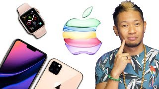 What to expect at Apple's iPhone 11 Pro/Apple Watch Series 5/Apple TV+ September Event!
